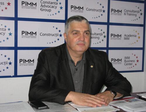Iulian Gropoşilă, vicepreşedinte al CNIPMMR