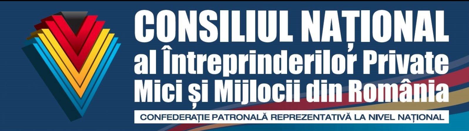 Consiliul National al Intreprinderilor Private Mici si Mijlocii din Romania