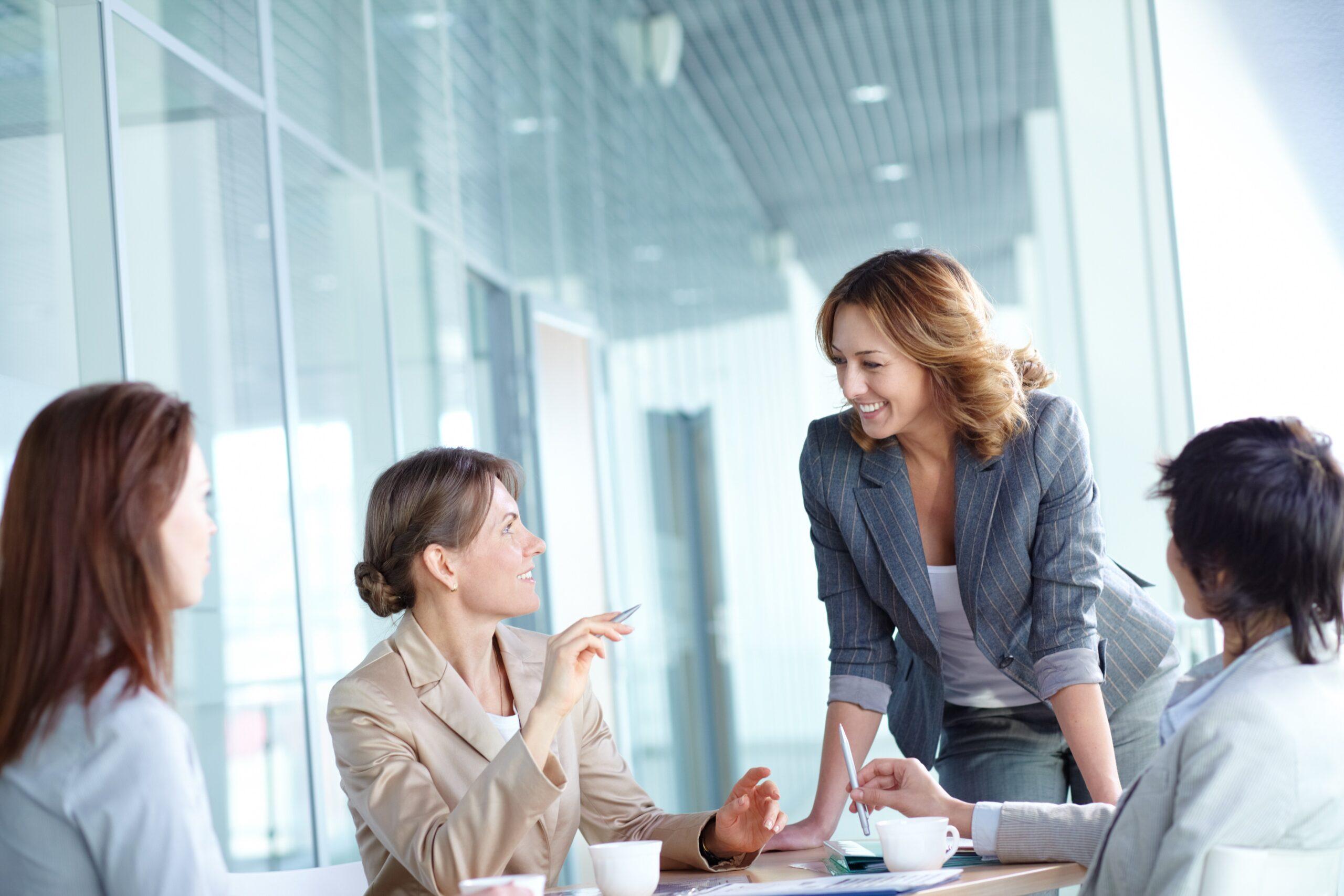 """Proiectul """"Women in Business""""– Promovarea Antreprenoriatului Tinerelor Femei in Regiunea Dunarii"""""""