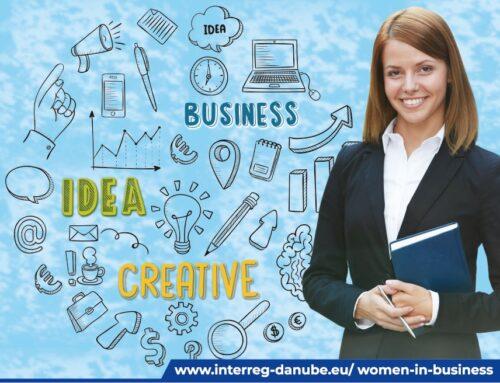 """Seminar de diseminare despre antreprenoriatul feminin în cadrul proiectului """"Women in Business"""""""
